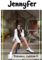 Catalogues et collections Jennyfer : Lookbook Topanga canyon