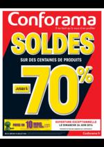 Promos et remises  : Soldes jusqu'à -70%