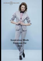 Promos et remises  : Inspiration Mode printemps été 2016