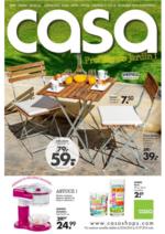 Prospectus Casa : Profitez du jardin !