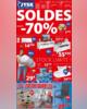 ProspectusJysk- SOLDES ! Jusqu'à -70% sur une sélection de produits