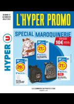 Prospectus Hyper U : Spécial maroquinerie