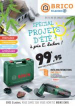 Prospectus Brico E.Leclerc : Spécial projets d'été !