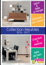 Catalogues et collections VIMA : Collection Meubles 2016-2017