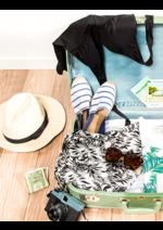 Catalogues et collections Gemo : Les indispensables pour votre valise de vacances