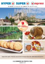 Prospectus Super U : Au coeur du Poitou-Charentes