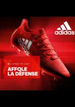 Promos et remises  : Nouvelle X16 Speed og Light Adidas