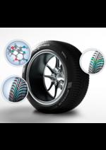 Catalogues et collections Profil + : Découvrez le nouveau pneu Michelin CrossClimate