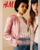 ProspectusH&M- Lookbook femme Un monde de filles