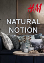 Catalogues et collections H&M : Lookbook home Natural notion