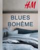ProspectusH&M- Lookbook home Blues bohème