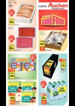 Prospectus Auchan : Des économies grand format