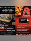 La pizzeria Auchan