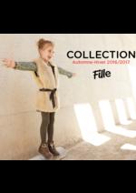 Promos et remises  : Nouvelle Collection Automne-Hiver Fille