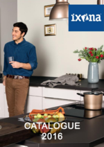 Promos et remises  : Catalogue 2016