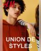 ProspectusH&M- Lookbook femme Union de styles
