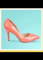 Promos et remises  : La collection de chaussures à partir de 11,99€