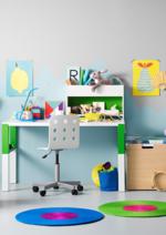 Catalogues et collections IKEA : Commencer l'école: De l'espace pour apprendre...