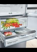 Bons Plans DARTY : 75€ offerts en carte cadeau pour l'achat d'un frigo Bosch