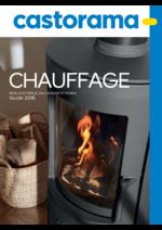Guides et conseils Castorama : Guide chauffage 2016