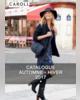 ProspectusCaroll- Catalogue automne - hiver 2017