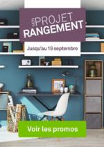 Catalogues et collections Leroy Merlin : Mon Projet Rangement