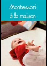 Catalogues et collections Nature & Découvertes : Découvrez la collection Montessori
