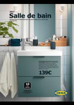 Catalogues et collections IKEA : Catalogue 2017 Salle de bain