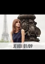 Promos et remises  : See you in Paris