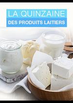 Promos et remises  : La Quinzaine des produits laitiers