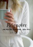 Catalogues et collections Carré blanc Paris PARIS VI : Peignoirs femme dès 59€
