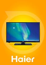 Promos et remises Pulsat : Offre TV Haier pour la rentrée!