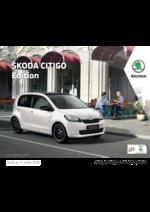 Catalogues et collections Skoda : La Skoda Citigo Edition