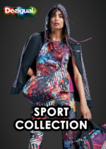 Catalogues et collections Desigual : Lookbook Sport collection