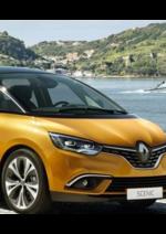 Catalogues et collections Renault : Découvrez le nouveau Scenic