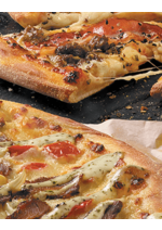 Catalogues et collections Domino's pizza : Craquez pour la Street Bacon Pepper ou la Street Kebab