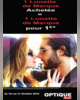 ProspectusAuchan- 1 lunette de marque achetée = 1 lunette de marque pour 1€