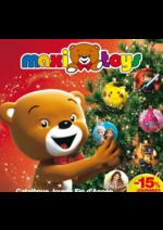 Catalogues et collections Maxi Toys : Catalogue Jouets Fin d'Année