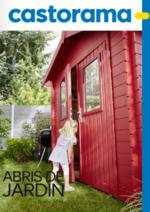 Catalogues et collections Castorama : Guide 2016: ABRIS DE JARDIN