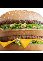 Catalogues et collections Mc Donald's : Pour chaque envie, il y a un Big Mac