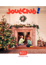 Catalogues et collections JouéClub : Le catalogue de Noël 2016
