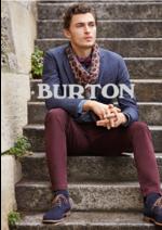 Catalogues et collections Burton : Catalogue Automne & Hiver 16-17 Homme