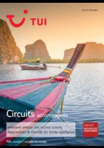 Catalogues et collections Nouvelles frontières : Circuits accompagnés