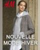 ProspectusH&M- Le lookbook femme Nouvelle mode d'hiver