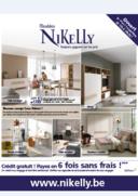 Prospectus Meubles Nikelly : Nikelly : Toujours gagnant sur les prix