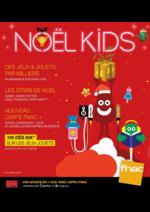 Catalogues et collections FNAC : Noël kids