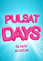 Promos et remises  : Les Offres PULSAT DAYS sont là !