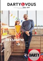 Catalogues et collections DARTY : Darty & Vous La Cuisine en vie