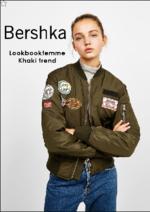 Promos et remises  : Lookbook femme Khaki trend