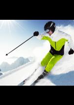 Catalogues et collections Go Sport : Régalez-vous grâce au sport d'hiver !
